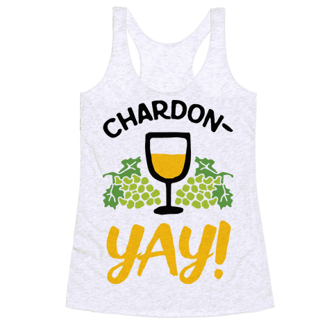 Chardon-Yay Racerback Tank Top