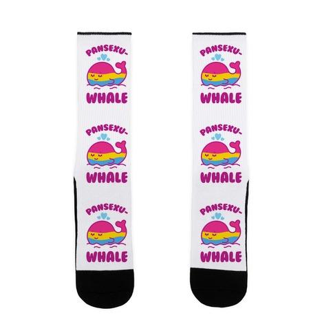 Pansexu-Whale Sock