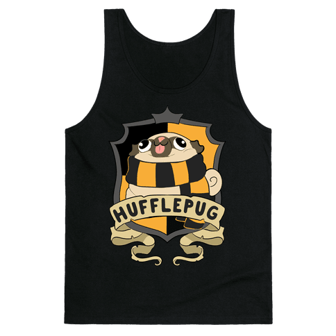 Hufflepug Tank Top