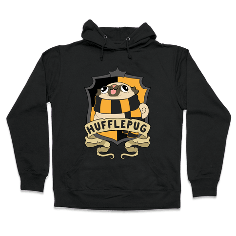 Hufflepug Hooded Sweatshirt