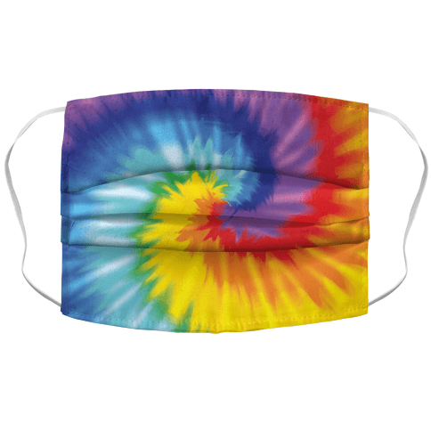 Tie Dye Face Mask Cover