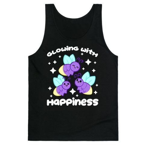 Glowing With Happiness Tank Top