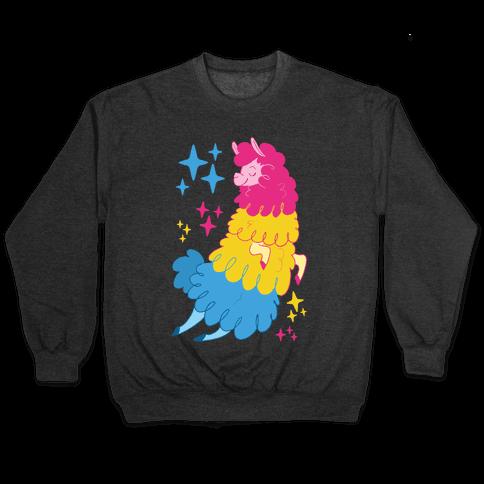 Pansexual Llama Pullover
