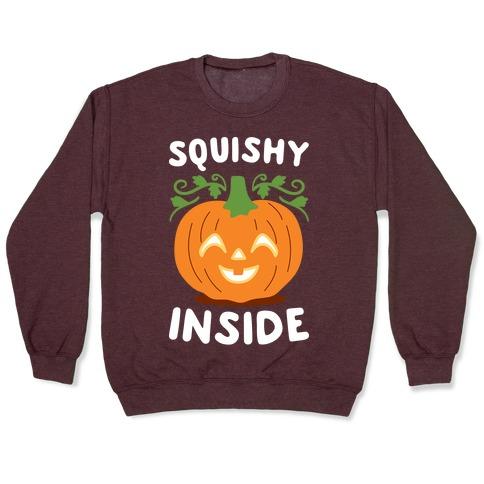 Squishy Inside Pumpkin Pullover