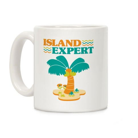 Island Expert (Animal Crossing) Coffee Mug