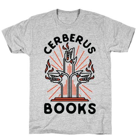 Cerberus Books T-Shirt