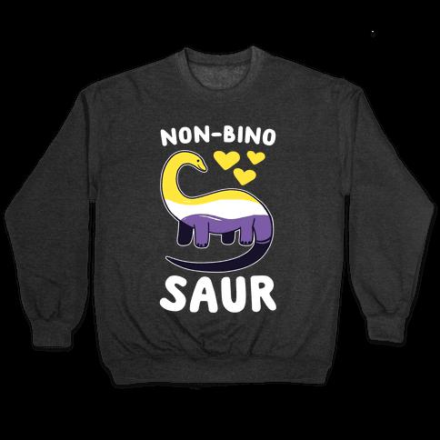 Non-Binosaur Pullover