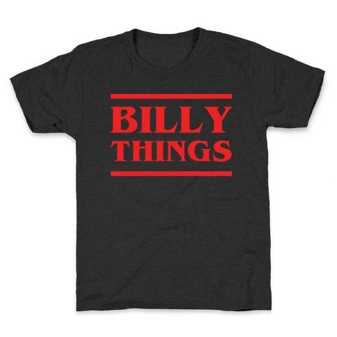 Billy Things Kids T-Shirt