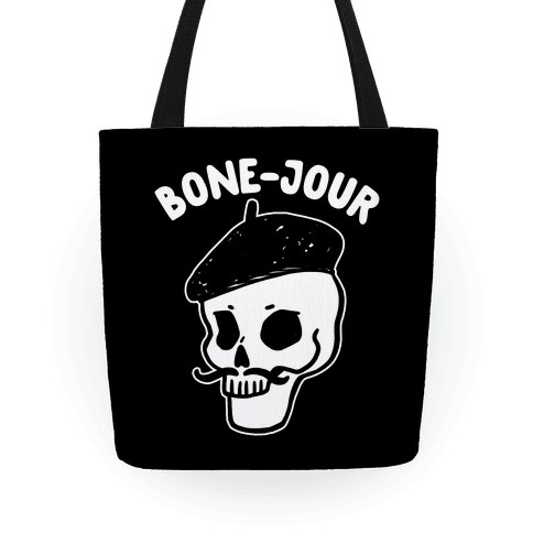 Bone-Jour Tote