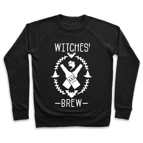 Witches' Brew Beer Pullover
