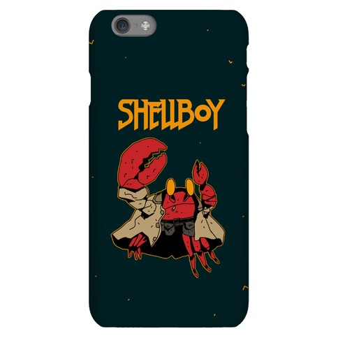 Shell Boy Phone Case