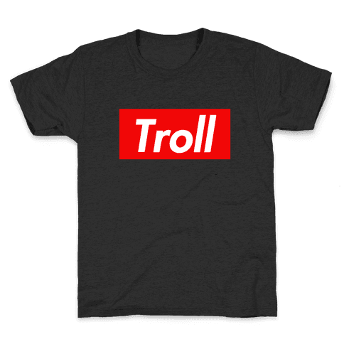 Supreme Troll Kids T-Shirt