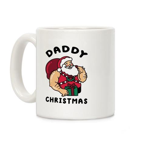 Daddy Christmas Coffee Mug