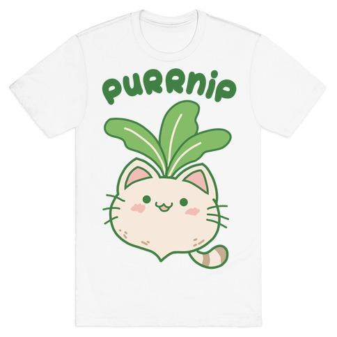 Purrnip T-Shirt