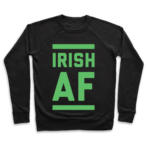 Irish AF Pullover