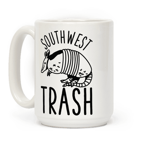 Southwest Trash Coffee Mug