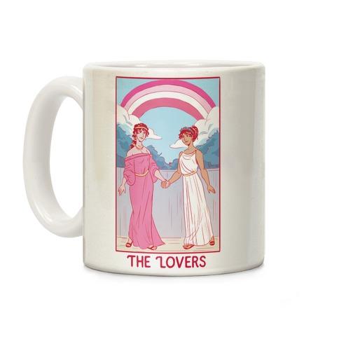 The Lovers - Sappho Coffee Mug