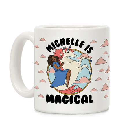 Michelle Is Magical