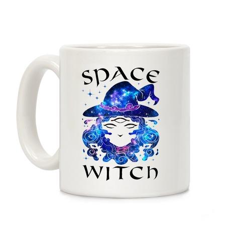 Space Witch Coffee Mug
