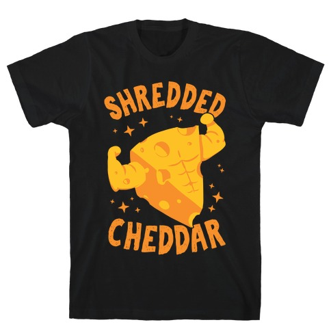 Shredded Cheddar T-Shirt