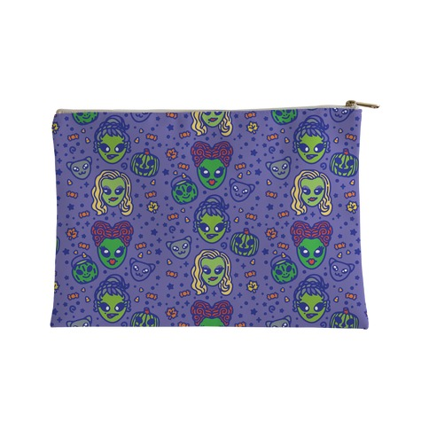 Witch Alien Sisters Parody Accessory Bag