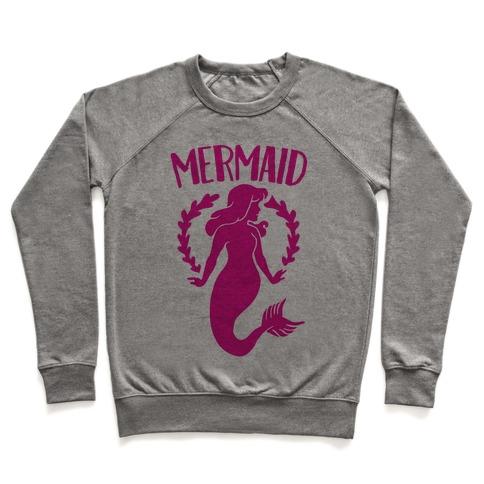 Mermaid Sisters (Pink) Pullover