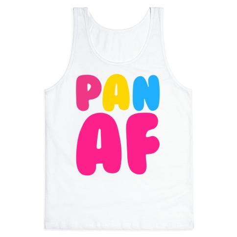 Pan Af  Tank Top