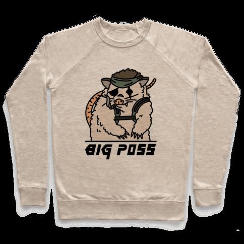 Big Poss Pullover