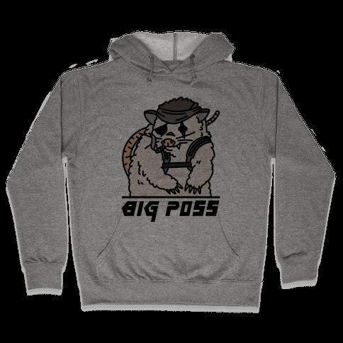 Big Poss Hooded Sweatshirt