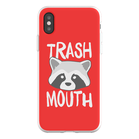 Trash Mouth Phone Flexi-Case