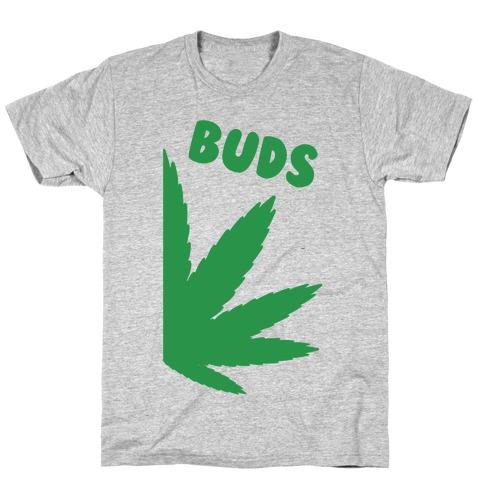 Best Buds Couples (Buds) T-Shirt