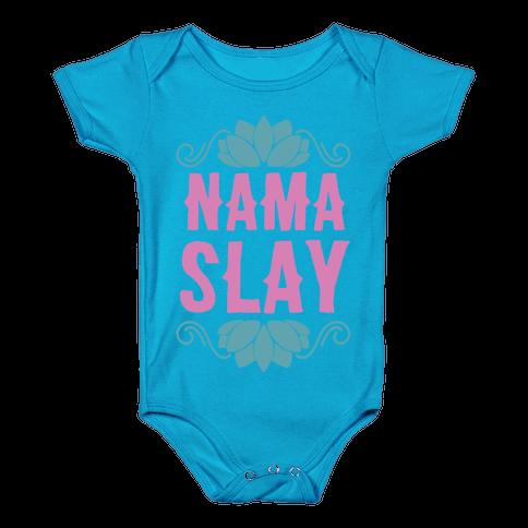 Nama-Slay Baby Onesy