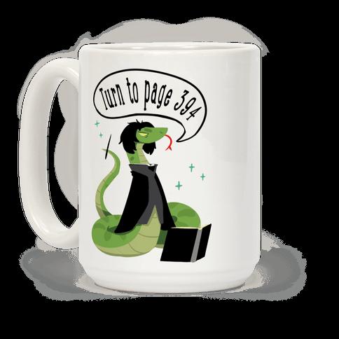 Severus Snake Coffee Mug