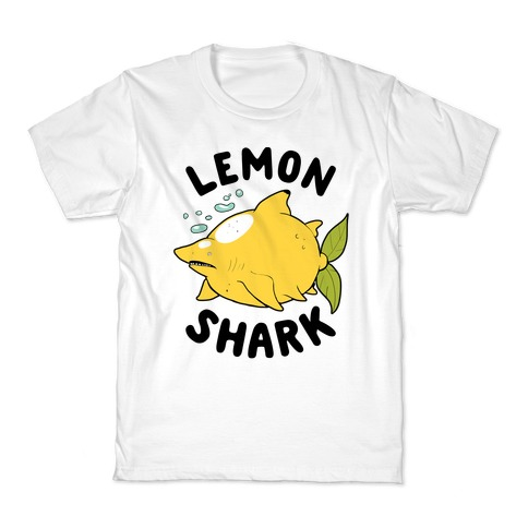 Lemon Shark Kids T-Shirt