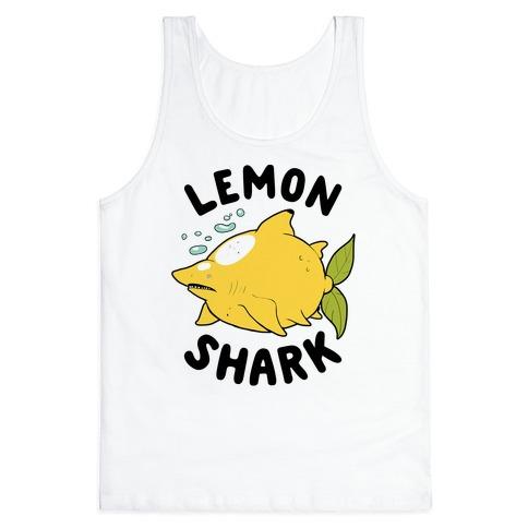 Lemon Shark Tank Top