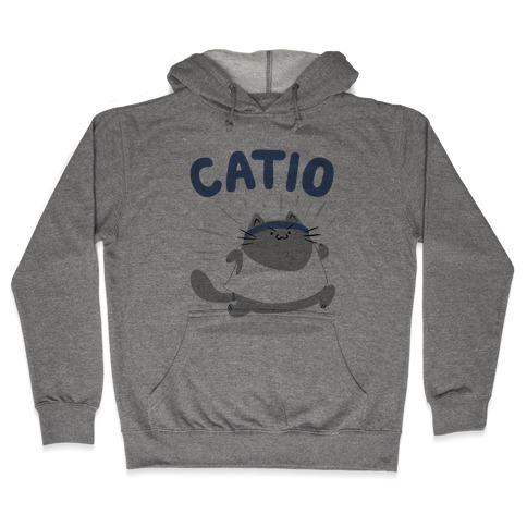 Catio Hooded Sweatshirt