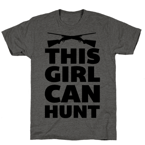 This Girl Can Hunt