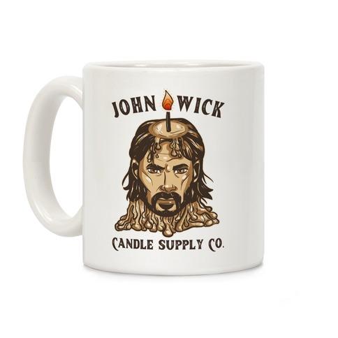 John Wick Candle Supply Co. Coffee Mug