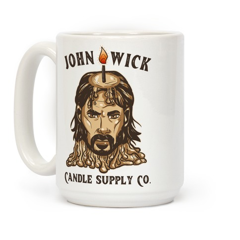 John Wick Candle Supply Co. Coffee Mug