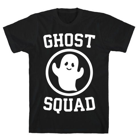 Ghost Squad (White) T-Shirt
