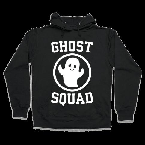 Ghost Squad (White) Hooded Sweatshirt