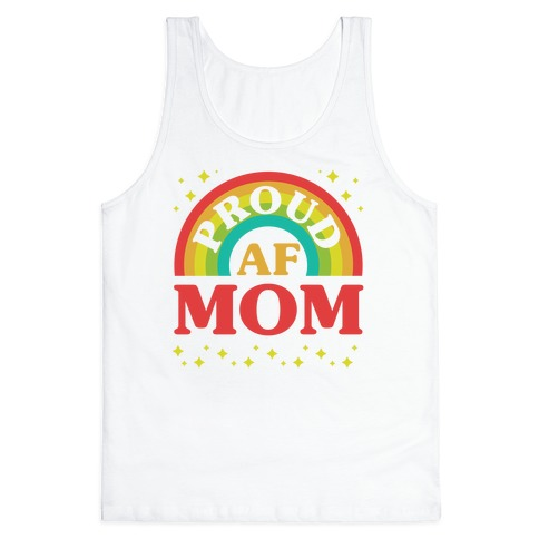 Proud AF Mom Tank Top