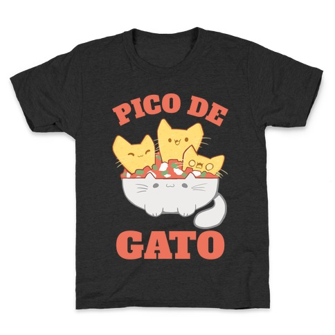 Pico De Gato Kids T-Shirt