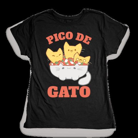 Pico De Gato Womens T-Shirt