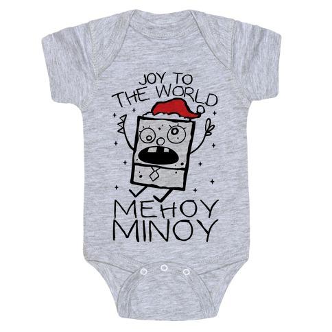 Joy To The World, Mihoy Minoy Baby Onesy