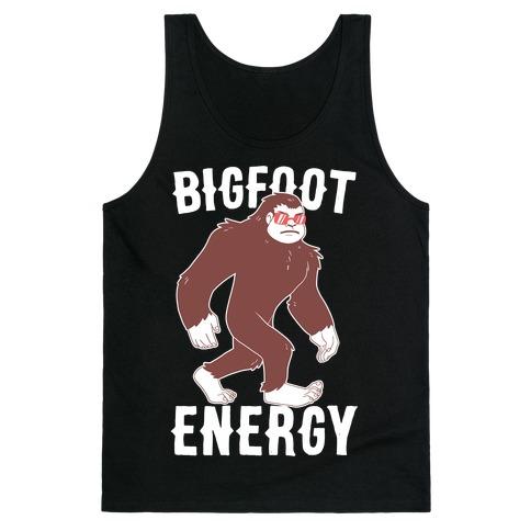 Bigfoot Energy Tank Top