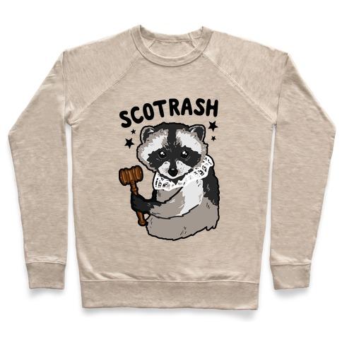 SCOTRASH Pullover