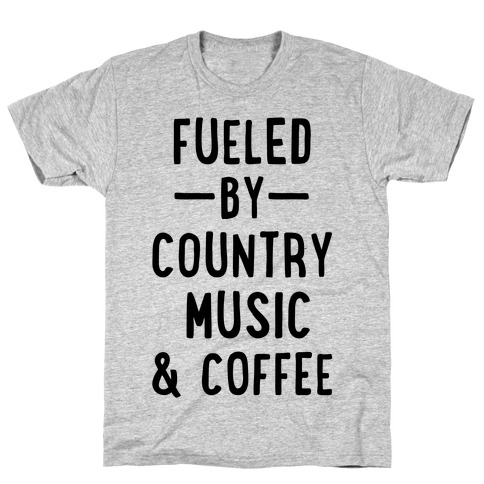 Fueled By Country T-Shirt