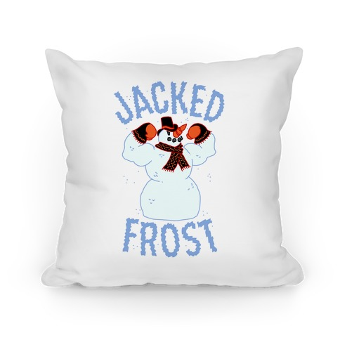 JACKED Frost Pillow