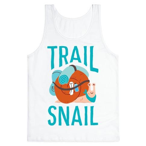 Trail Snail Tank Top